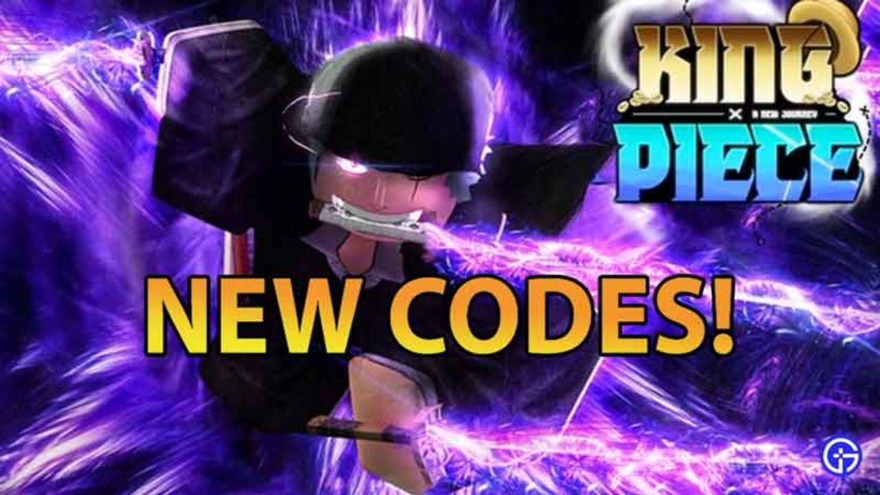 Roblox King Piece Codes (June 2021) Gamer Tweak