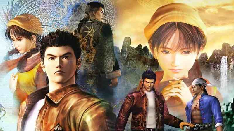 Shenmue Announcement This Weekend