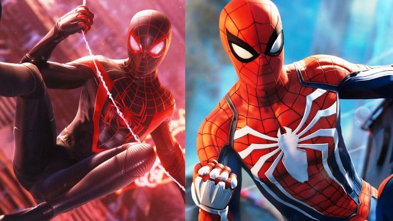 Spider-Man Miles Morales Ultimate Edition Includes Spider-Man Remastered