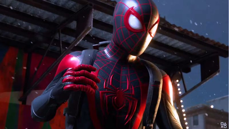Spider-Man: Miles Morales Will Allow Save Game Transfers
