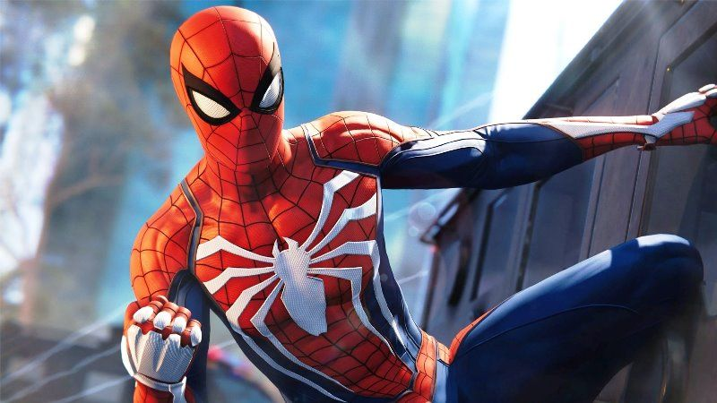 Spider-Man Remastered PS4 Save Game