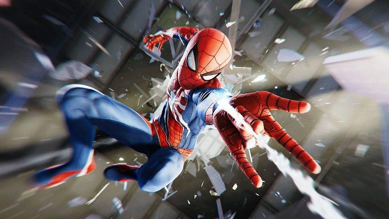 Spider-Man Remastered PS5 Upgrade