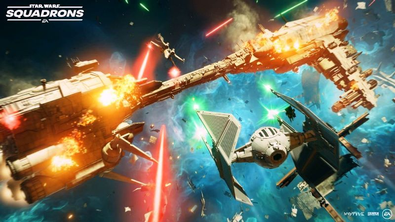 Star Wars: Squadrons Has Gone Gold