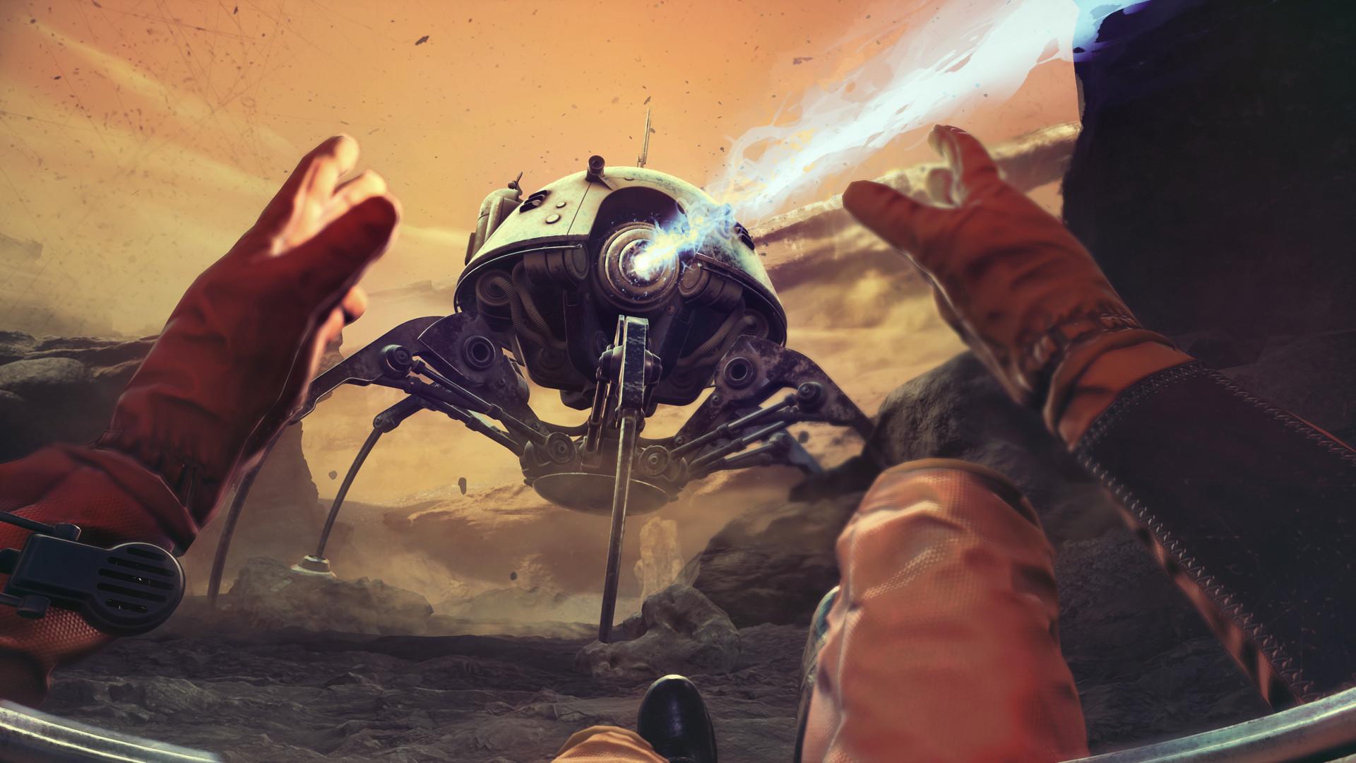 The Invincible Sci-Fi Thriller