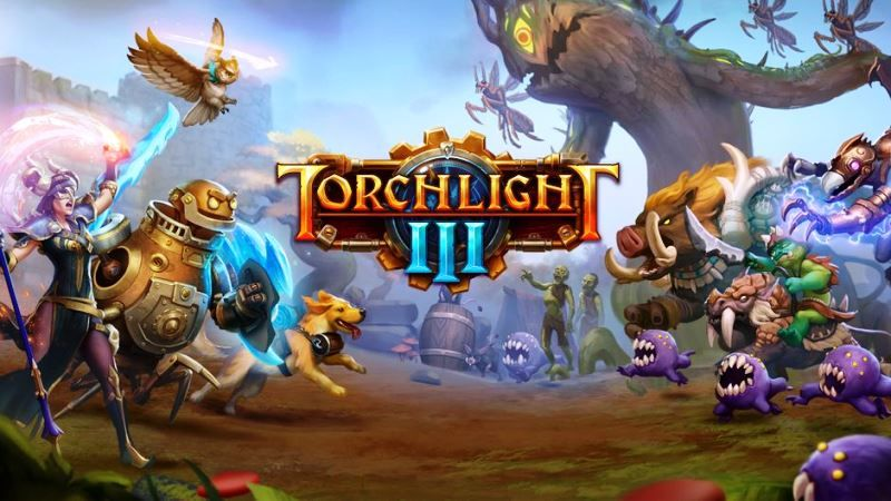Torchlight 3 Release Date Confirmed