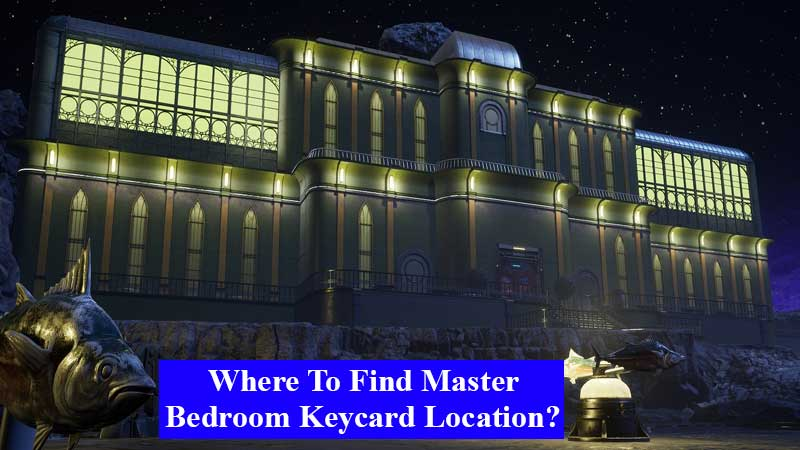 Where to find Master Bedroom Keycard Location in Outer Worlds Peril on Gorgon