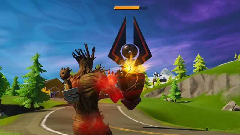 Where to find and destroy Gatherers in Fortnite
