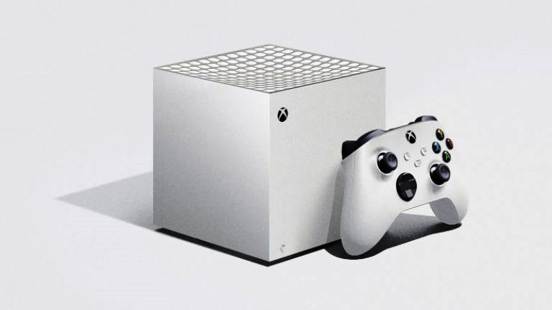 Xbox Series S Hint