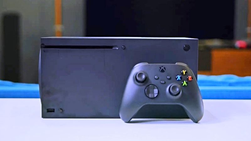 Xbox Series X Hands-on Video