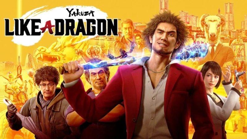 Yakuza Like a Dragon PS4 Save Game