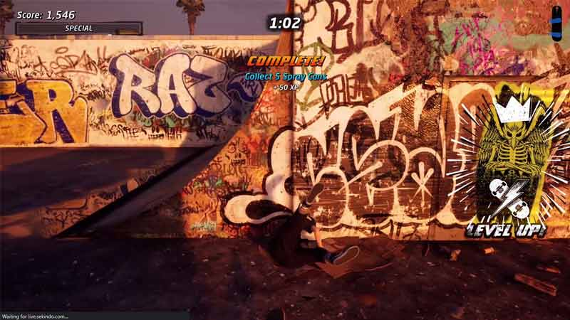 all spray can locations thps 1 2