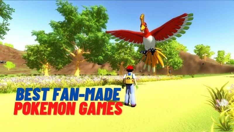 best fan made pokemon game