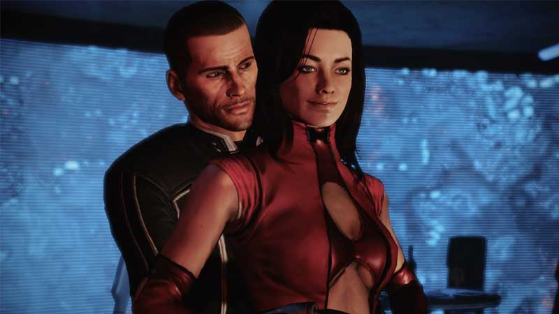 Top 10 Best Video Game Romances