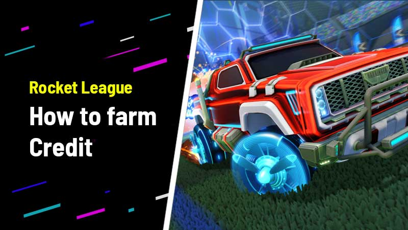 Farm Credit Guide Rocket League