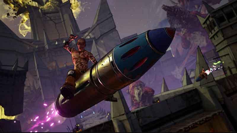Borderlands 3 Fantastic Fustercluck DLC