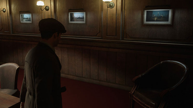 how to change time in mafia definitive edition