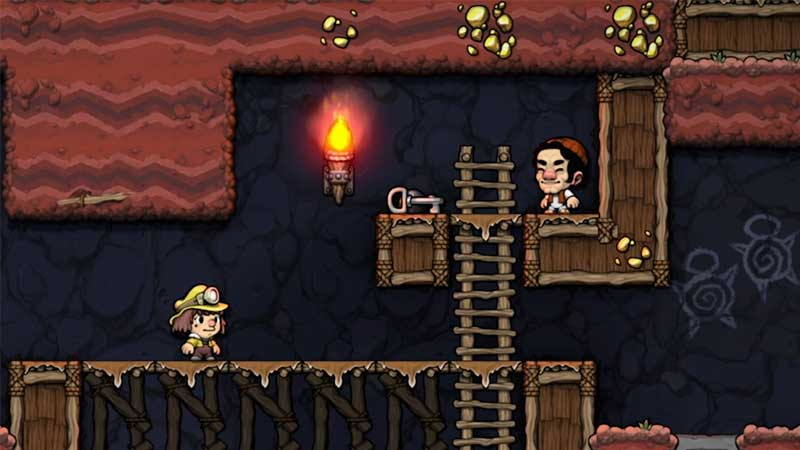 how to heal in spelunky 2