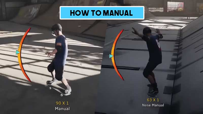 how-to-manual-tony-hawk-pro-skater-1-2