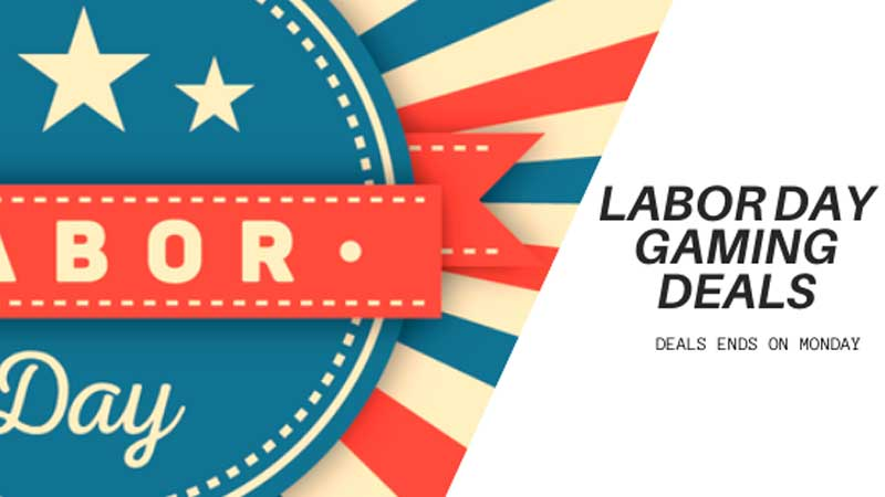 Best Labor Day Gaming Deals
