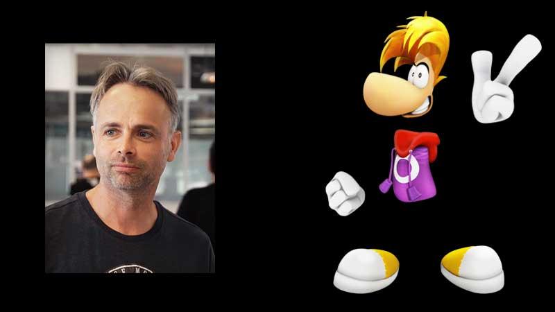 Michel Ancel Ubisoft