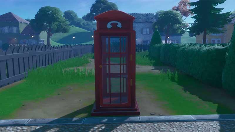 phone booth fortnite
