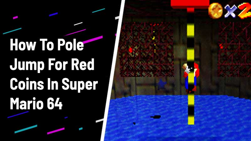 pole jumping red coins mario 64