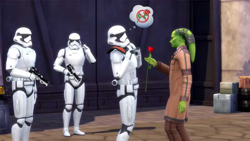 Sims 4 Journey to Batuu Cheat Codes