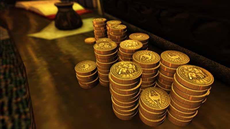 Skyrim Money
