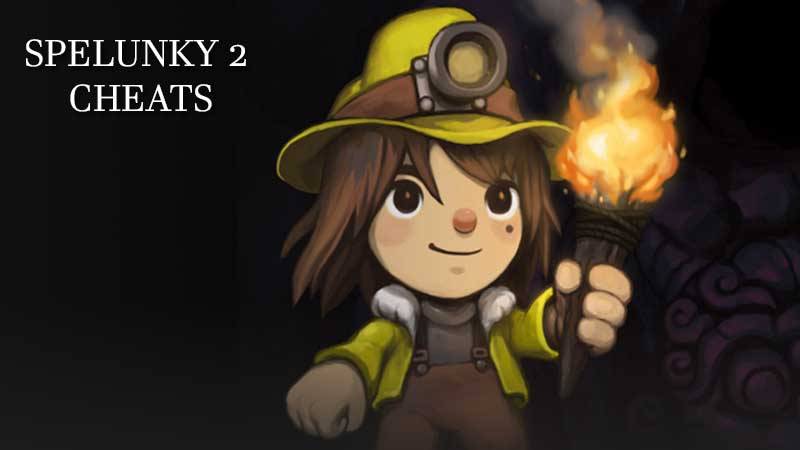 Spelunky 2 Cheat Codes