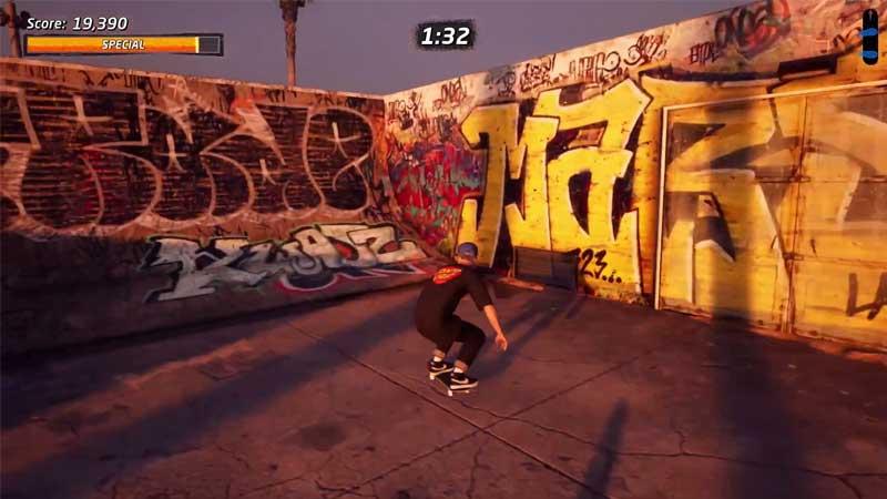 Complete 4 VB Transfers on Venice Beach In Tony Hawk's Pro Skater 1 + 2