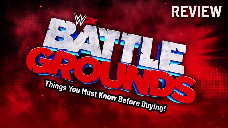 WWE 2K Reviews & Ratings