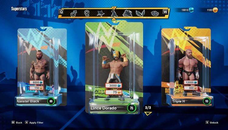 WWE 2K Battleground Ratings