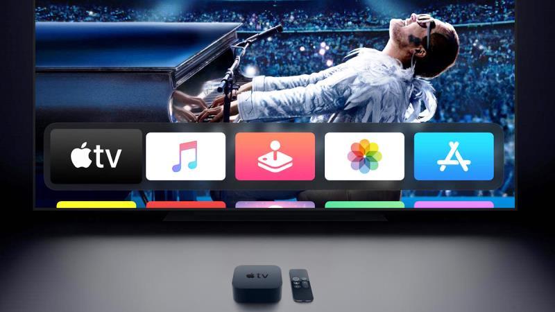Apple TV App PS5 & Xbox Series X
