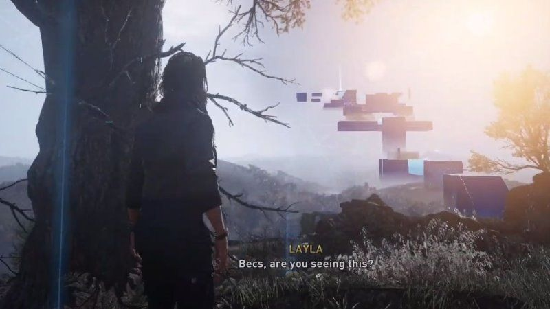 Assassin's Creed Valhalla Animus Anomalies Pics