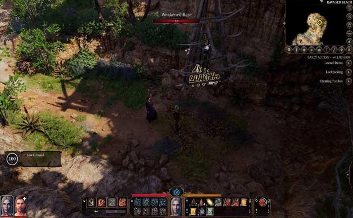 Baldurs Gate 3  Free Laezel Guide