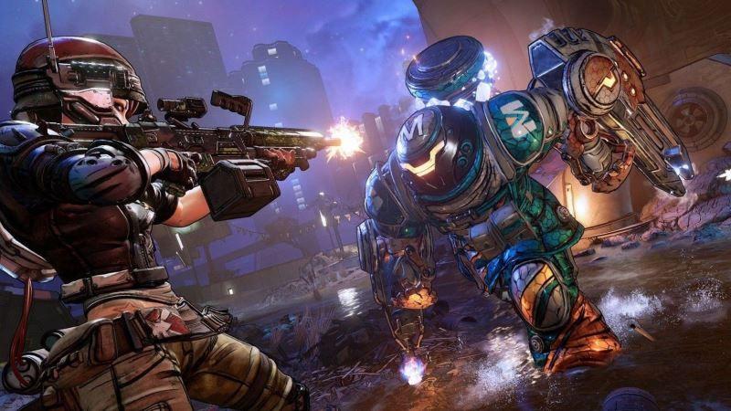 Borderlands 3 New Arms Race Mode