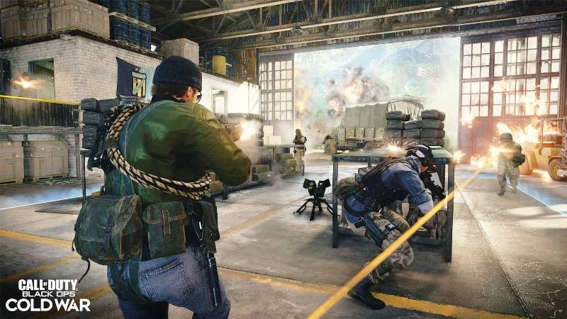 COD: Black Ops Cold War Beta Starts Today