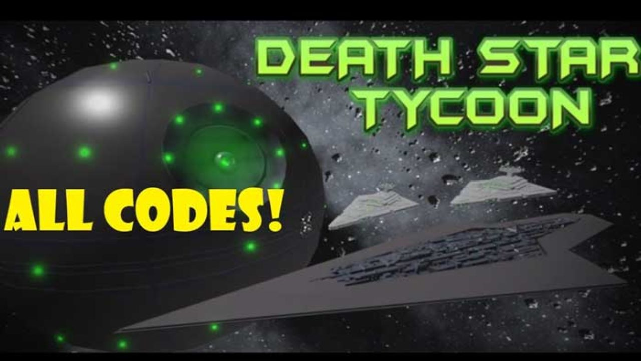 How To Make A Vidoe Star Code On Roblox Death Star Tycoon Codes Roblox October 2020