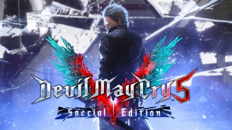Devil May Cry 5 Special Edition Runs at up to 120FPS