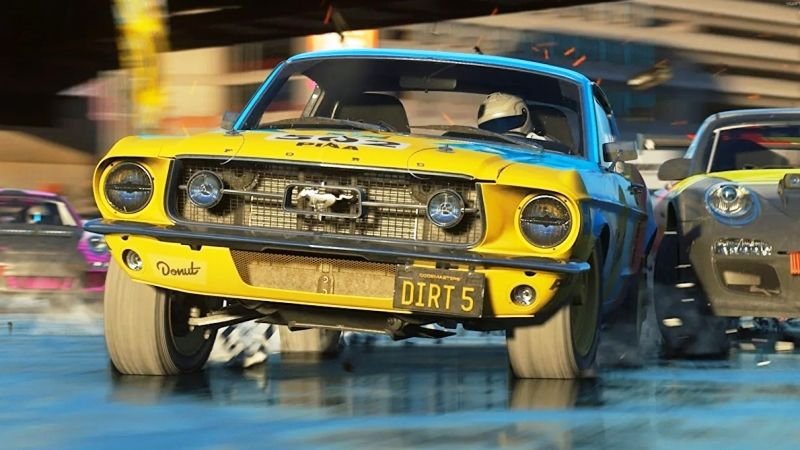 Dirt 5 Xbox Series X Hands-On Preview