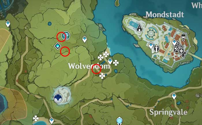 Firm Arrowheads Location Guide