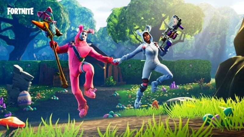 Fortnite To Add VR Support
