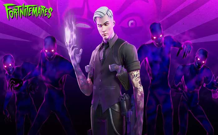 Fortnitemares Challenge Shadow Guide