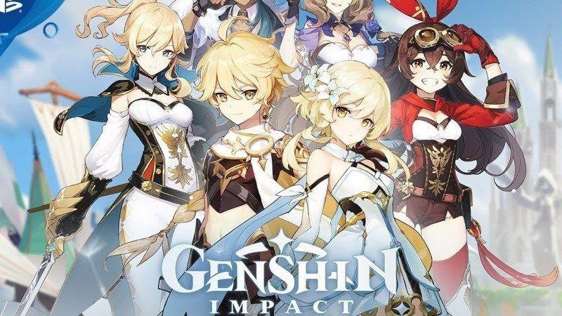 Genshin Impact No Xbox Version
