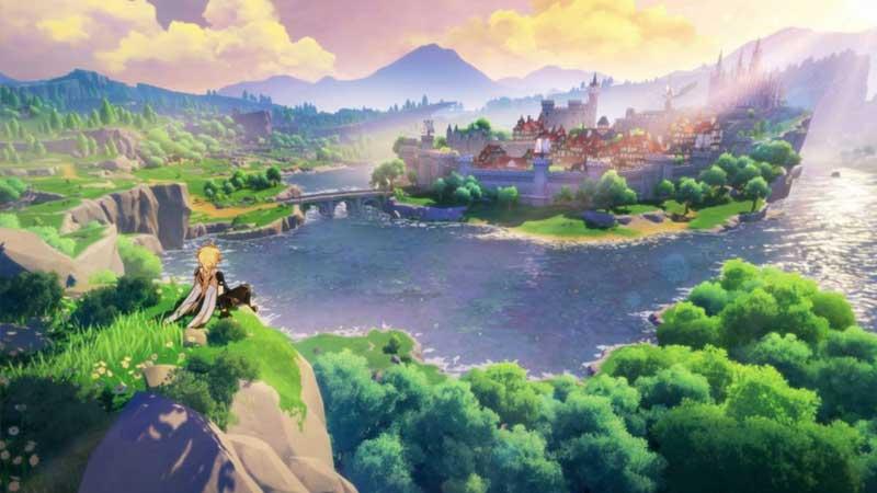 Genshin Impact nameless treasure secret quest guide