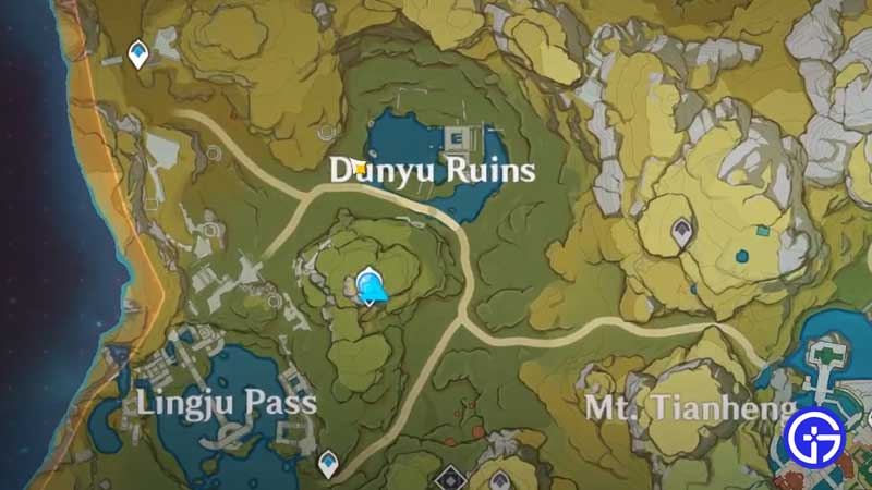 Genshin Impact where to find agents