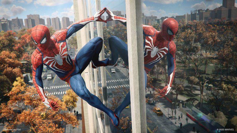 Marvel's Spider-Man New Comparison Video