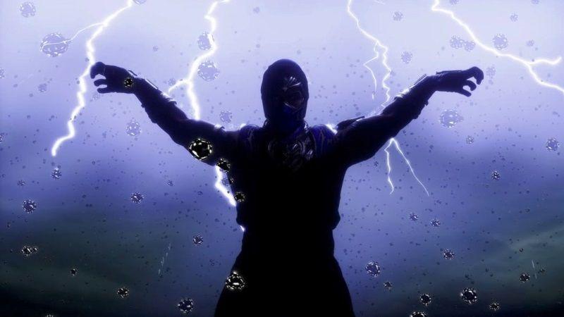 Mortal Kombat 11 Rain DLC Gameplay & Fatalities