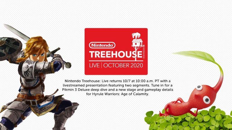 Nintendo Treehouse Live Stream Today