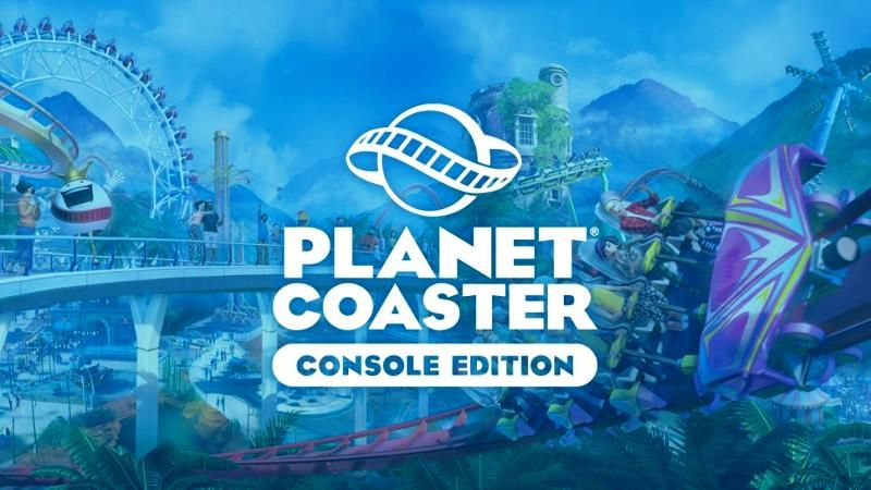 Planet Coaster: Console Edition Free Upgrade PS5